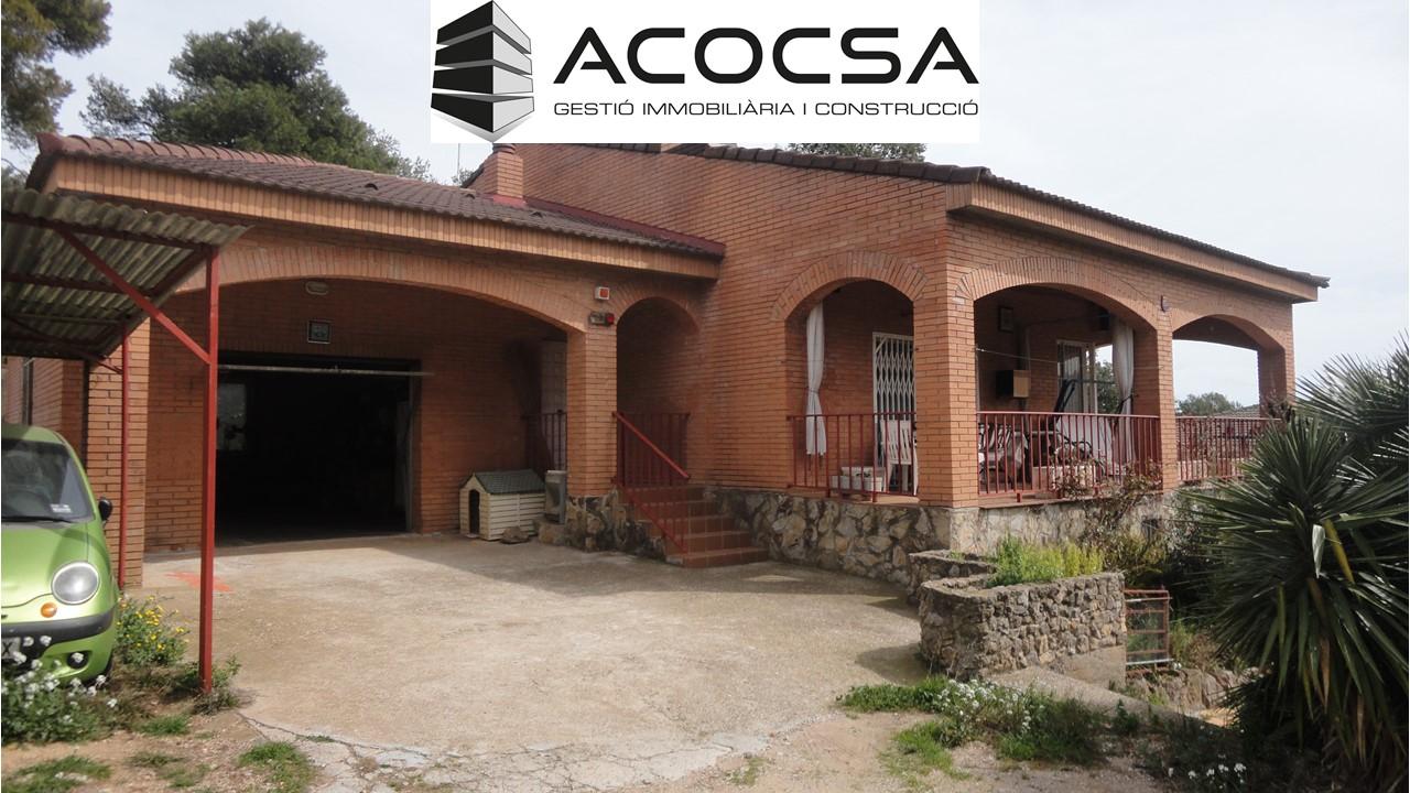 Vallirana-014, Casa 260 m2 en parcela de 1935 m2