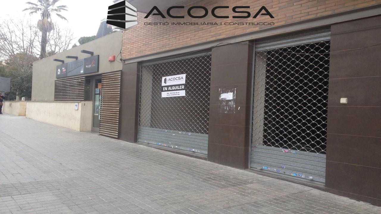 Pallejà-050 Local comercial de 200 m2, en pleno centro de Pallejà