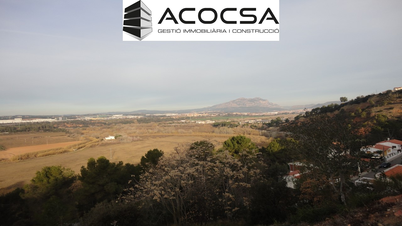 Terreno 600 m2 en Can Villalba (Abrera)