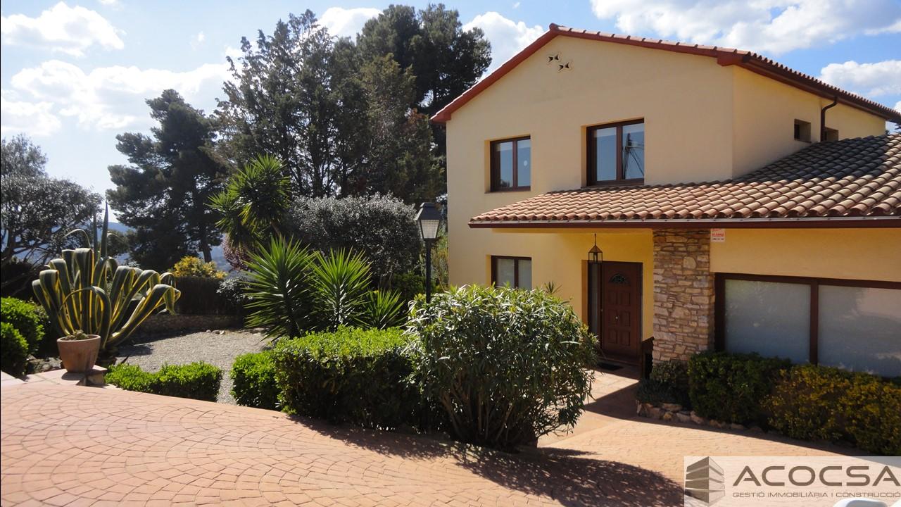 Casa con vistas en Fontpineda