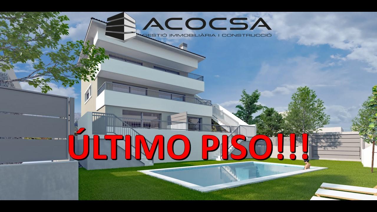 Palleja 335 Obra nueva 1ª planta con terraza en Palleja