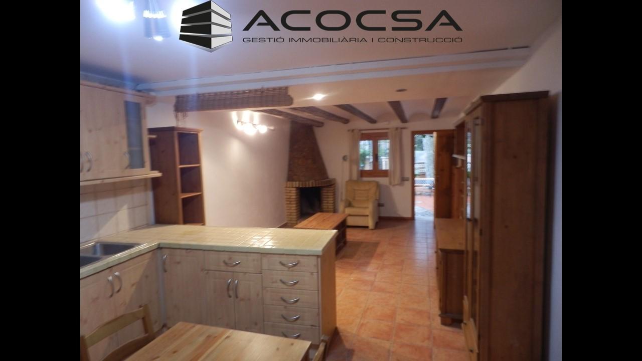 Palleja-337 Bonita casa rustica soleada